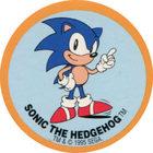 Pog n°12 - Cookie Crisp - Sonic The Hedgehog - Divers