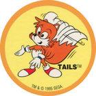Pog n°16 - Cookie Crisp - Sonic The Hedgehog - Divers