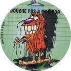 Pog n°30 - DOUCHE PAS À MON POG - Série n°2 - World Pog Federation (WPF)