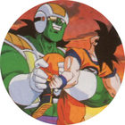 Pog n°28 - Dore & Sangoku - Dragon Ball Z - Caps Série 2 - Panini