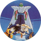 Pog n°34 - Piccolo, Sangoten & Trunks - Dragon Ball Z - Caps Série 2 - Panini