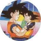 Pog n°36 - Sangoku & Sangoten - Dragon Ball Z - Caps Série 2 - Panini