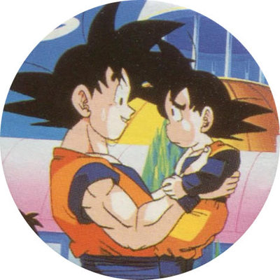 Pog n° - Dragon Ball Z - Caps Série 2 - Panini