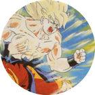 Pog n°56 - Sangoku - Dragon Ball Z - Caps Série 2 - Panini