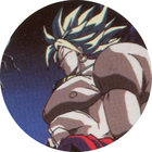 Pog n°60 - Broly - Dragon Ball Z - Caps Série 2 - Panini