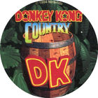 Pog n°1 - Donkey Kong Country - Donkey Kong Country - Nintendo Power - Divers