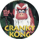 Pog n°5 - Cranky Kong - Donkey Kong Country - Nintendo Power - Divers