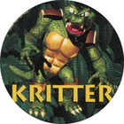Pog n°8 - Kritter - Donkey Kong Country - Nintendo Power - Divers