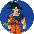 Pog n°1 - Sangoku - Dragon Ball Z - Power - Divers