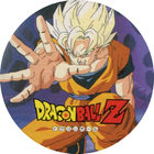 Pog n°4 - Sangoku - Dragon Ball Z - Power - Divers