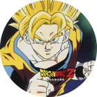 Pog n°5 - Sangoku - Dragon Ball Z - Power - Divers