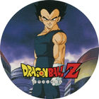 Pog n°9 - Vegeta - Dragon Ball Z - Power - Divers