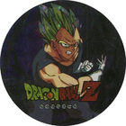 Pog n°11 - Vegeta - Dragon Ball Z - Power - Divers