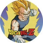Pog n°12 - Vegeta - Dragon Ball Z - Power - Divers