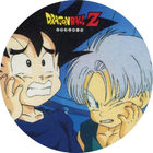 Pog n°18 - Sangoten & Trunks - Dragon Ball Z - Power - Divers