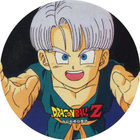 Pog n°20 - Trunks - Dragon Ball Z - Power - Divers