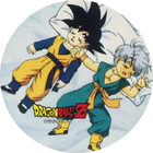Pog n°21 - Sangoten & Trunks - Dragon Ball Z - Power - Divers