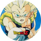 Pog n°24 - Gotenks - Dragon Ball Z - Power - Divers