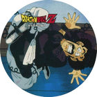 Pog n°33 - Hercule Satan - Dragon Ball Z - Power - Divers