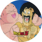Pog n°35 - Boo & Hercule Satan - Dragon Ball Z - Power - Divers