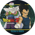 Pog n°47 - Piccolo & Vegeta - Dragon Ball Z - Power - Divers