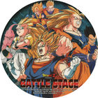 Pog n°50 - Battle Stage - Dragon Ball Z - Power - Divers