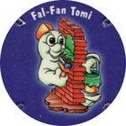 Pog n°1 - Fal-Fan Tomi - Kinder - Fantomini - Divers