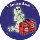Pog n°8 - Szellem Burdi - Kinder - Fantomini - Divers