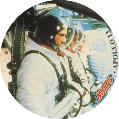 Pog n° - Apollo 13 - Mars - Divers