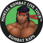 Pog n°1 - Liu Kang - Mortal Kombat Live Tour - Divers