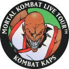 Pog n°5 - Baraka - Mortal Kombat Live Tour - Divers