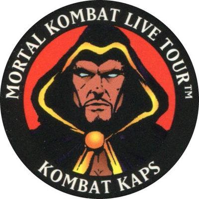 Pog n° - Mortal Kombat Live Tour - Divers