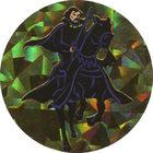 Pog n°3 - Le Chevalier Noir / De Zwarte Ridder - Prince de Lu / Prince van Lu - World Pog Federation (WPF)