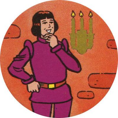 Pog n° - Prince de Lu / Prince van Lu - World Pog Federation (WPF)