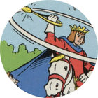 Pog n°6 - Le Combat du Prince / De Trijd van de Prince - Prince de Lu / Prince van Lu - World Pog Federation (WPF)