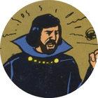 Pog n°12 - La colère du Chevalier Noir / De toorn van de Zwarte Ridder - Prince de Lu / Prince van Lu - World Pog Federation (WPF)