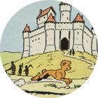 Pog n°15 - Le Château du Prince de Lu / Het Kasteel van de Prince - Prince de Lu / Prince van Lu - World Pog Federation (WPF)