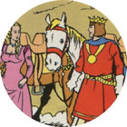 Pog n°16 - La promenade à cheval / Ritje te paard - Prince de Lu / Prince van Lu - World Pog Federation (WPF)