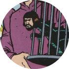 Pog n°18 - La Punition / De Straf - Prince de Lu / Prince van Lu - World Pog Federation (WPF)