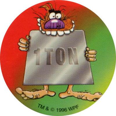 Pog n° - The Limited Edition - World Pog Federation (WPF)