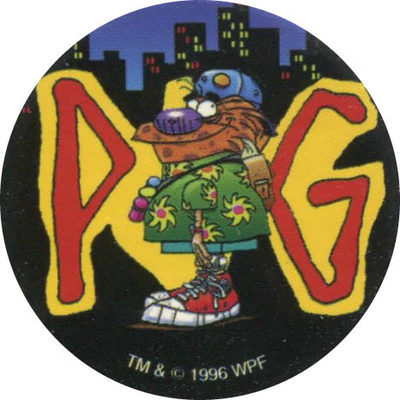 Pog n° - The Limited Edition - World Pog Federation (WPF)