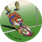 Pog n°20 - The Limited Edition - World Pog Federation (WPF)