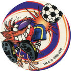 Pog n°22 - The Limited Edition - World Pog Federation (WPF)