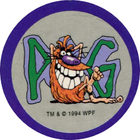 Pog n°1 - Boursin - World Pog Federation (WPF)