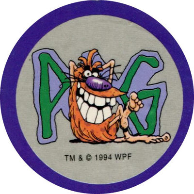 Pog n° - Boursin - World Pog Federation (WPF)