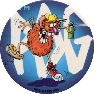 Pog n° - Boursin - World Pog Federation (WPF)