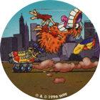 Pog n°6 - Candy'Up - World Pog Federation (WPF)