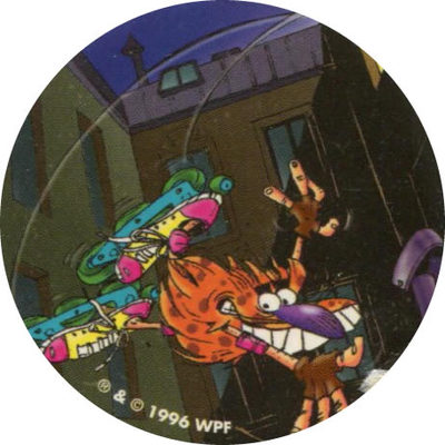 Pog n° - Candy'Up - World Pog Federation (WPF)