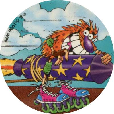 Pog n° - Candy'Up - World Pog Federation (WPF)