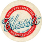 Pog n°10 - Classics - World Pog Federation (WPF)